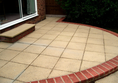 Patio Cleaning & Sealing image